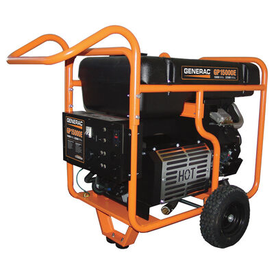 Generac GP series 15000 E portable generator