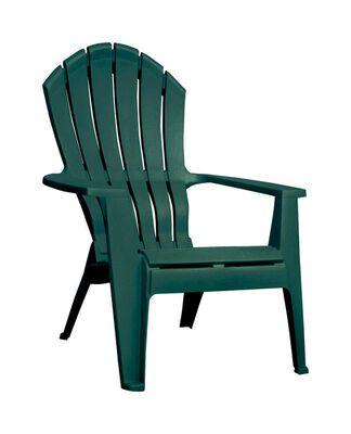 Adams High-Back Adirondack Chair 1 pc. Green