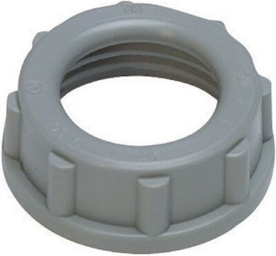 Sigma Insulating Bushing Rigid Threaded 1-1/4 in. UL/CSA Used on the End of Rigid and IMC Conduits
