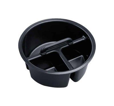 YETI LoadOut 0 cups Bucket Caddy Black