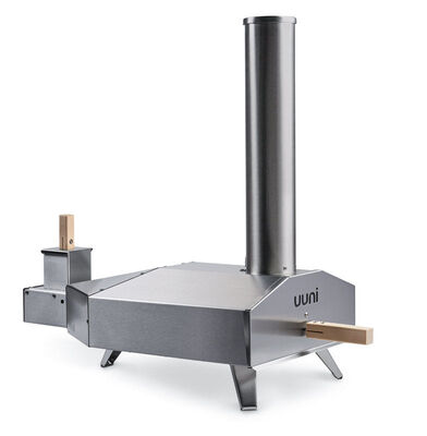 Uuni 3 Wood Pellet 25.2 in. H Pizza Oven