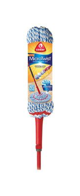 O-Cedar MicroTwist Twist Mop 8.5 in. W