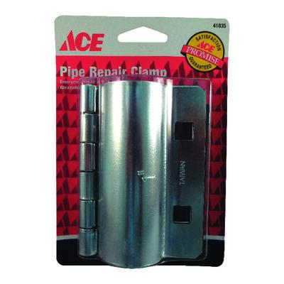 Ace 1 in. Dia. Steel Pipe Repair Clamp