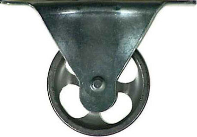 Shepherd Cast Iron 2-1/2 in. Dia. Gray Caster 175 lb. 1 pk