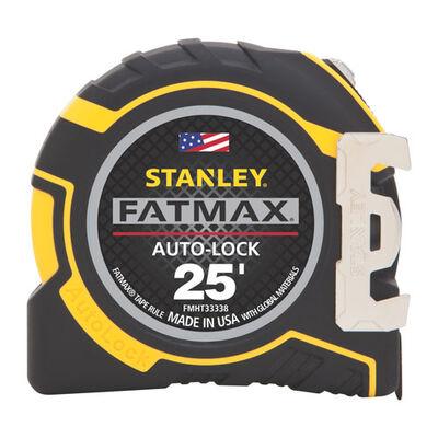 25 ft FATMAX(R) Auto-Lock Tape Rule