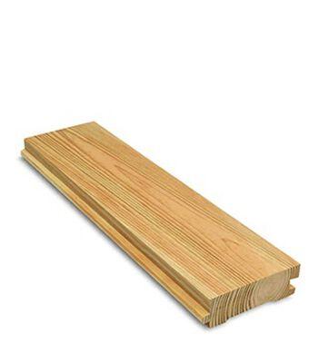 "Treated Pine 1"" x 4"" x 12"" D Grade floor"