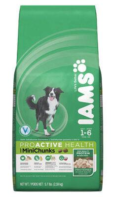 Iams Proactive Health Adult Small Medium Dog Food 5.7 lb.