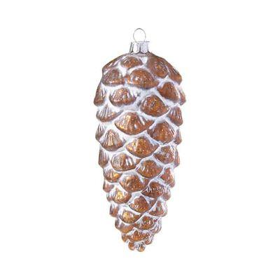 """5.5"""" Pinecone Ornament"""