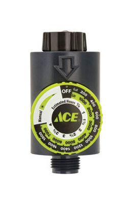 Ace 1 zone Water Timer