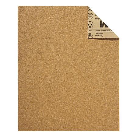 3M SandBlaster 11 in. L x 9 in. W 120 Grit Ceramic Sandpaper 4 pk