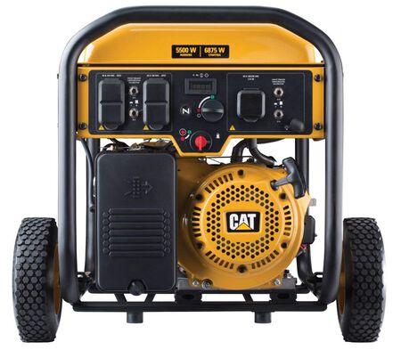 Cat 5500 Running Watts Gas powered Portable Generator