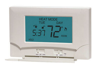 Lux Products Digital Programmable Thermostat