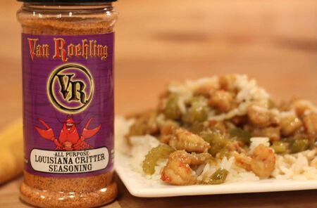 Van Roehling Louisiana Critter Seasoning