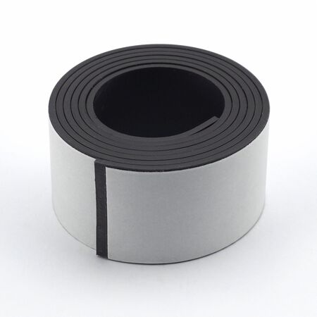 Master Magnetics 1 in. W x 30 in. L Magnetic Tape