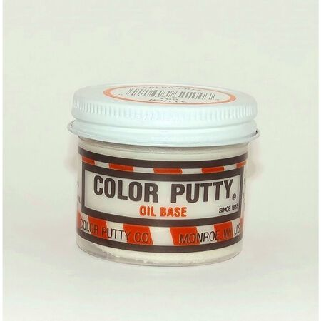 Color Putty White Wood Filler 3.68 oz.
