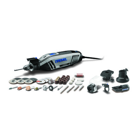 Dremel Corded Rotary Tool 120 volts 1.8 amps 35 000 rpm Gray