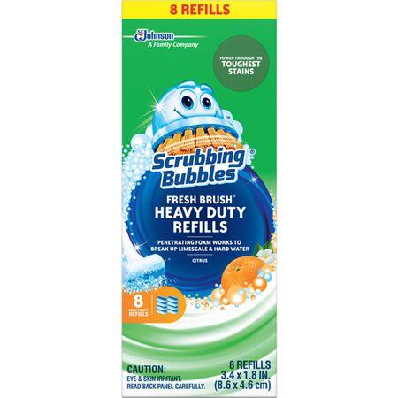 Scrubbing Bubbles Fresh Brush Fresh Brush Max Refill