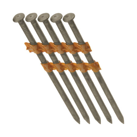 Grip-Rite 3-3/4 in. x .131 in. L Hot Dipped Galvanized Framing Framing Nails 2 000 pc.