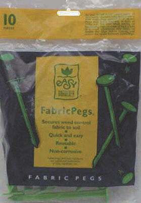 Easy Gardener Polypropylene Lawnscape Fabric Peg