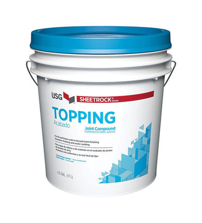 Sheetrock Sand Topping Joint Compound 4.5 gal.