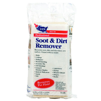 Intex Professional Soot and Dirt Remover 6 in. L 1 pk