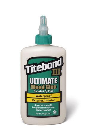 Titebond III Ultimate Tan Wood Glue 8 oz.