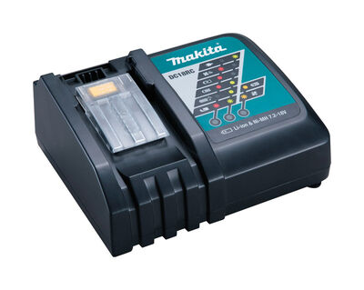 Makita Lithium-Ion Battery Charger 18 volts For Makita 7.2V-18V Batteries
