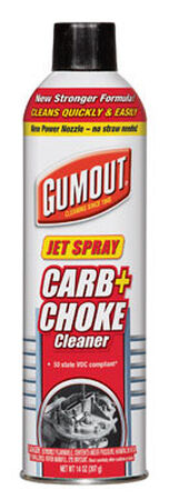 Gumout 14 oz. Carb and Choke Cleaner