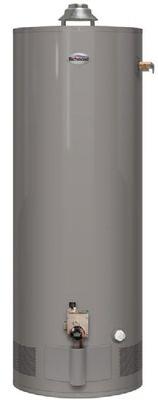 Water Heater Natural Gas 40 Gallon