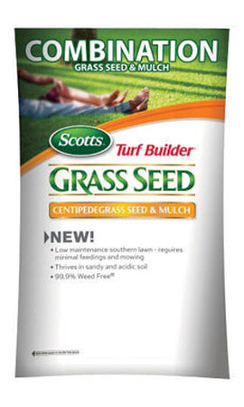Scotts Turf Builder Centipede Seed & Mulch 5 lb.