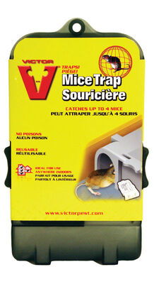 Victor Small Multiple Catch Animal Trap For Mice