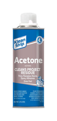 Klean Strip Acetone 1 pt.