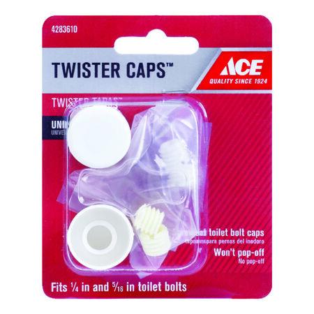 Ace Toilet Bolt Caps