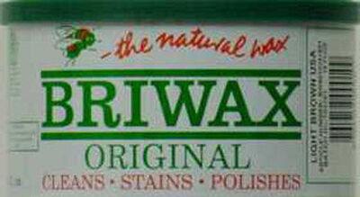 Briwax Original The Nature Wax Paste Wax 1 lb.