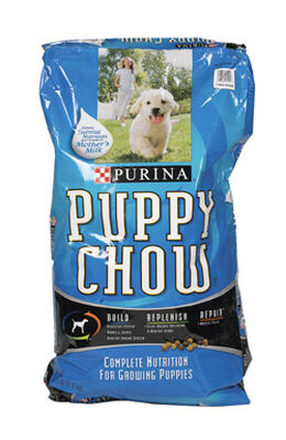 Purina Puppy Chow Puppy Large Dog Food 36 lb.