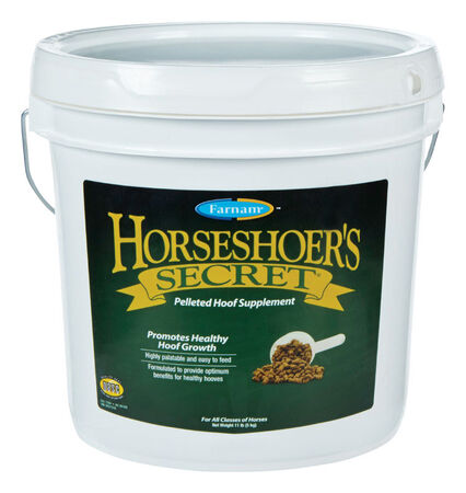 Horseshoer's Secret 11 lb. Hoof Supplement For General