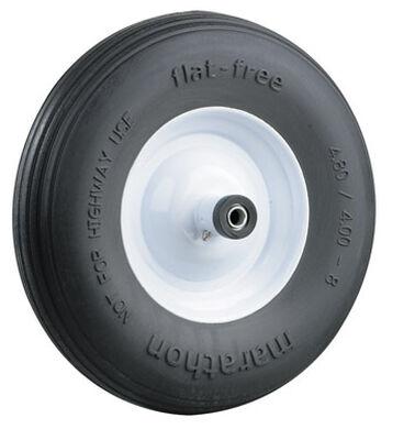 Marathon Wheelbarrow Tire 15.5 in. Dia. 500 lb.