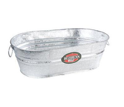 Behrens 16 Steel Tub