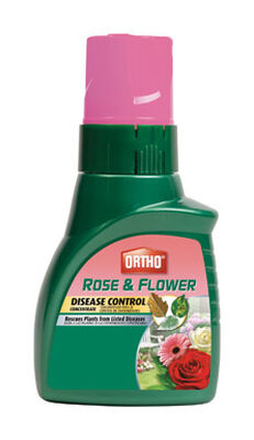 Ortho Rose & Flower Disease Control 16 oz. Concentrated