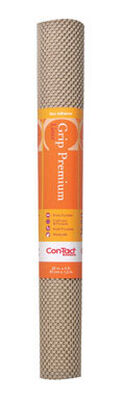 Contact Grip Premium 4 ft. L x 20 in. W Taupe Non Adhesive Liner
