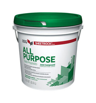 Sheetrock All Purpose Joint Compound 12 lb. White 24 hr.
