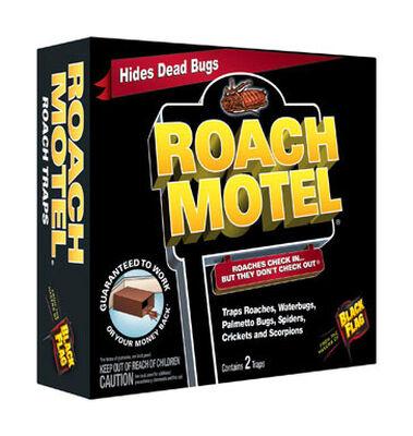 Black Flag Roach Motel Roach Killer 2 pk