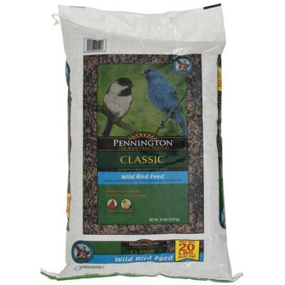 Pennington Classic Wild Bird Feed, 20 lbs