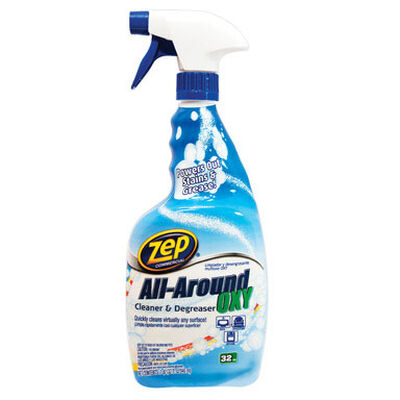 Zep All-Around Oxy Unscented Scent Cleaner and Degreaser 32 oz. Bottle