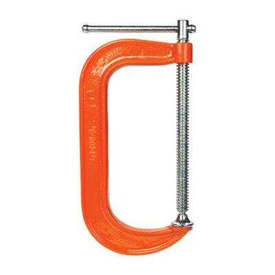 Bessey Steel Adjustable C-Clamp 8-1/4 in. x 4 in. D