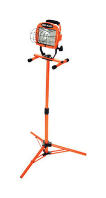 Designers Edge 500 watts Work Light with Stand