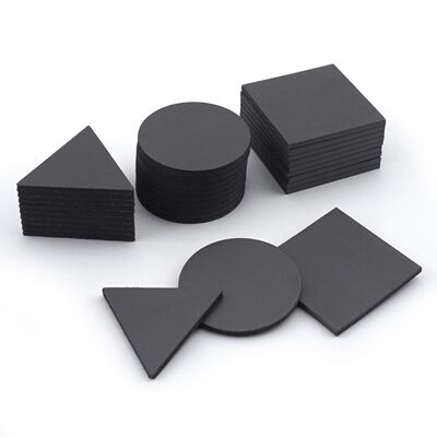Master Magnetics Flexible Magnetic Shapes
