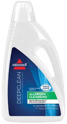 Bissell Allergen Cleansing Carpet Cleaner Liquid 60