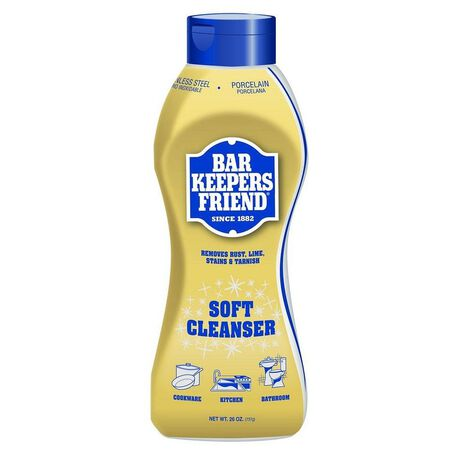 Bar Keepers Friend Liquid Soft Cleaner 26 oz.