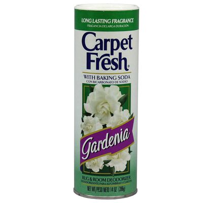 Carpet Fresh 14 oz. Gardenia Scent Carpet Shake